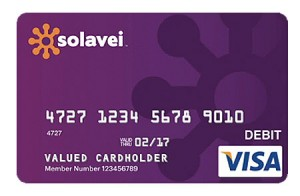 Solavei Debit Card